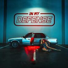 In My Defense (Marbled Red Coloured Vinyl) - Vinile LP di Iggy Azalea