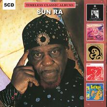 Timeless Classic Albums (Box Set) - CD Audio di Sun Ra