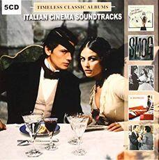 CD Timeless Classic Albums. Italian Cinema Sound