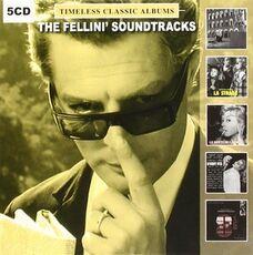 CD Timeless Classic Albums. Fellini's Soundtrack