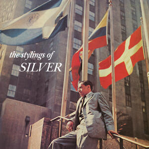Stylings of Silver - Vinile LP di Horace Silver