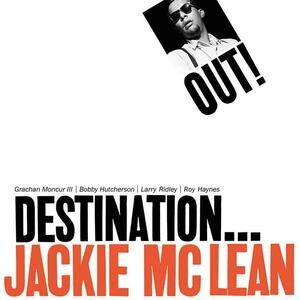 Destination... Out! - Vinile LP di Jackie McLean
