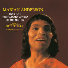 He's Got the Whole World in His Hands - Vinile LP di Marian Anderson