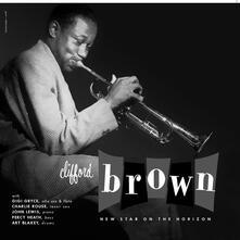 New Star on the Horizon - Vinile LP di Clifford Brown