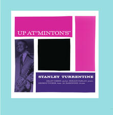 Up at Minton's - Vinile LP di Stanley Turrentine