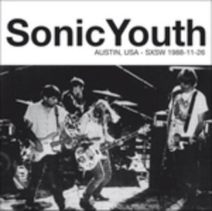 Live at Liberty Lunch, Austin TX - Vinile LP di Sonic Youth