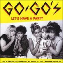 Let's Have a Party - Vinile LP di Go-Go's
