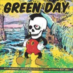 Mtv Broadcast, Aragon - Vinile LP di Green Day