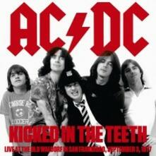 Kicked in the Teeth. Live at the Old Waldorf, San Francisco - Vinile LP di AC/DC