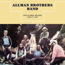 Live at Omni, Atlanta 02-06-1973 - Vinile LP di Allman Brothers Band