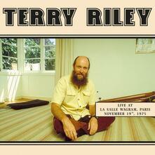 Live at la Salle Wagram, Paris - Vinile LP di Terry Riley