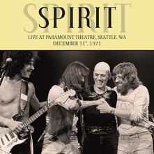 Paramount Theatre, Seattle WA - Vinile LP di Spirit