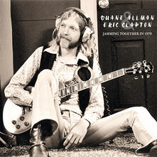 Jamming Together in 1970 - Vinile LP di Eric Clapton,Duane Allman