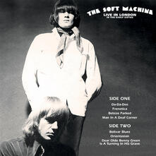 Live in London - In Theearly Sixties - Vinile LP di Soft Machine