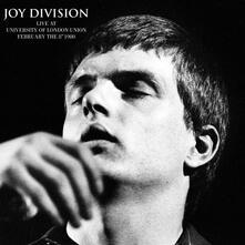 Live at University of London Union - Vinile LP di Joy Division