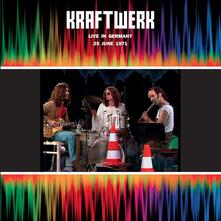 Live in Germany 25-06-1971 - Vinile LP di Kraftwerk