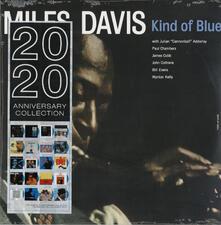 Kind Of Blue (Blue Coloured Vinyl) - Vinile LP di Miles Davis