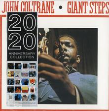 Giant Steps (Blue Coloured Vinyl) - Vinile LP di John Coltrane