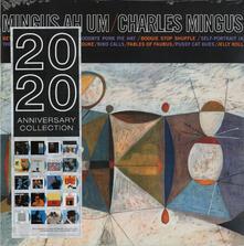 Mingus Ah Um (Blue Coloured Vinyl) - Vinile LP di Charles Mingus