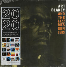 Art Blakey & the Jazz Messengers (Blue Coloured Vinyl) - Vinile LP di Art Blakey,Jazz Messengers