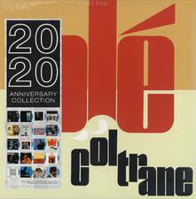Ole (Blue Coloured Vinyl) - Vinile LP di John Coltrane