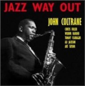 Jazzy Way Out - Vinile LP di John Coltrane