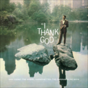 I Thank God - Vinile LP di Sam Cooke