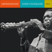 Impressions - Vinile LP di John Coltrane