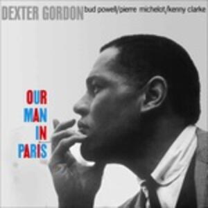 Our Man in Paris - Vinile LP di Dexter Gordon