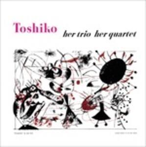 Her Trio Her Quartet - Vinile LP di Toshiko Akiyoshi