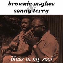 Blues in my Soul (Limited Edition) - Vinile LP di Sonny Terry,Brownie McGhee