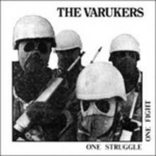 One Struggle One Fight - Vinile LP di Varukers