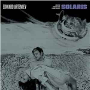 Solaris (Colonna Sonora) - Vinile LP di Edward Artemiev
