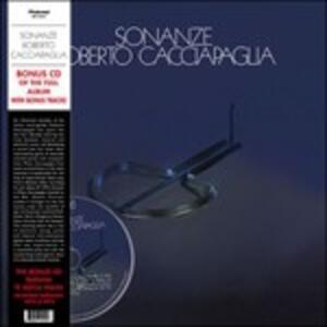 Sonanze - Vinile LP + CD Audio di Roberto Cacciapaglia