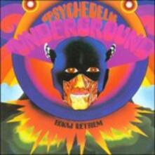 Psychedelic Underground - Vinile LP di Bokaj Retsiem