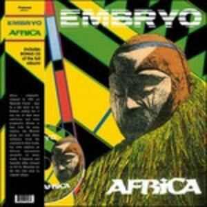 Africa - Vinile LP di Embryo