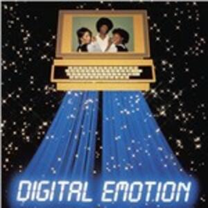 Digital Emotion - Vinile LP di Digital Emotion