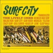Surf City - Vinile LP di Lively Ones