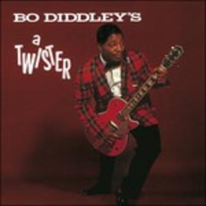 Bo Diddley's a Twister - Vinile LP di Bo Diddley