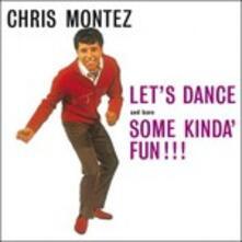Let's Dance - Vinile LP di Chris Montez