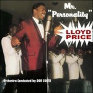 Mr. Personality - Vinile LP di Lloyd Price