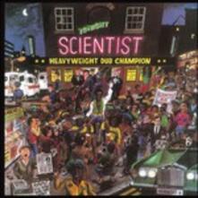 Heavyweight Dub Champion - Vinile LP di Scientist