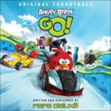 Angry Birds Go! (Colonna Sonora) - Vinile LP di Pepe Deluxe