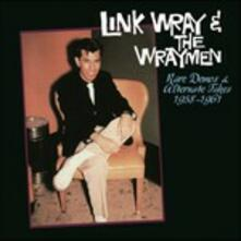 Rare Demos and Alternate Takes 1958-61 - Vinile LP di Link Wray