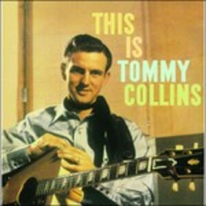 This Is Tommy Collins - Vinile LP di Tommy Collins