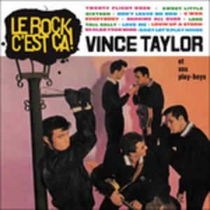 Le Rock c'est ça! - Vinile LP di Vince Taylor