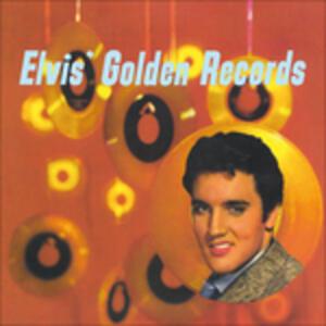 Elvis' Golden Records - Vinile LP di Elvis Presley