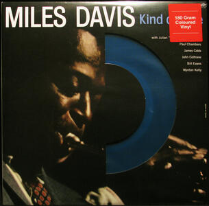 Kind of Blue - Vinile LP di Miles Davis