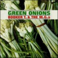 Green Onions - Vinile LP di Booker T,MG's