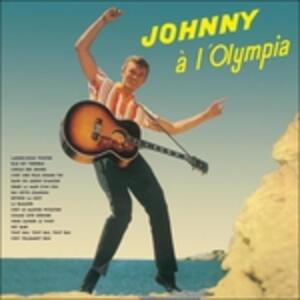 A l'Olympia - Vinile LP di Johnny Hallyday